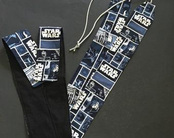 Weightlifting Star Wars Wrist Wraps
