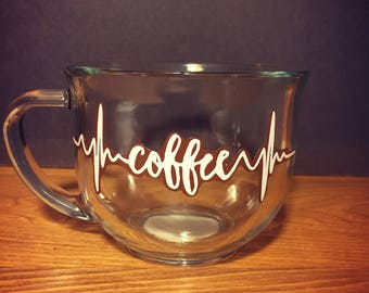 Coffee Lifeline Mug