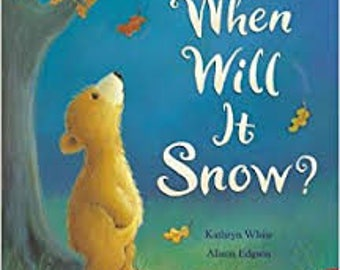 When will it Snow, Book