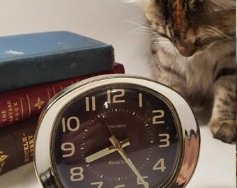Westclox Big Ben Alarm Clock Vintage