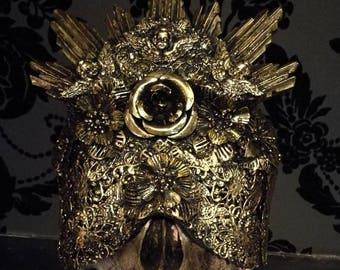 Holy Blind Mask