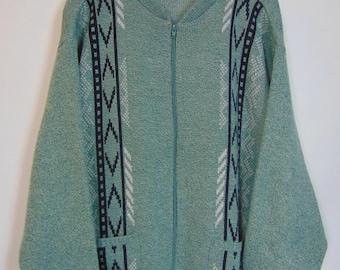 Vintage Pattern Knit