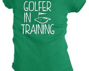 golf baby one piece, golf baby boy, golfing baby outfit, golfing baby shower gift, golfing baby present, golfing baby theme