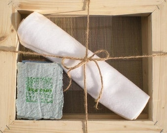 EcoCraft Kit - Recycle Paper