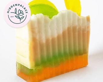 Lemon Delight   Soap Bar