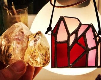 Amethyst Twin Crystal