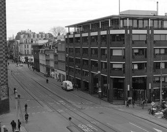 empty amsterdam