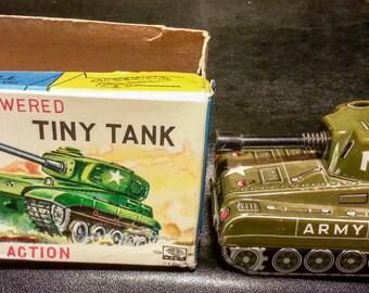 Battery Powered Tiny Tank by WACO M105