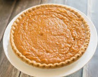 Sweet Potato Pie Sale...Southern Style 9 inch Bakery Baked Pie...Buy 2 or more....Get a Free Pie!