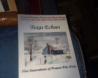 Texas echoes five generations of women who write