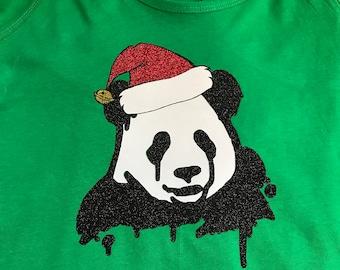 Christmas Panda Funk