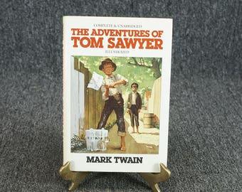 The Adventures Of Tom Sawyer By Mark Twain C. 1982