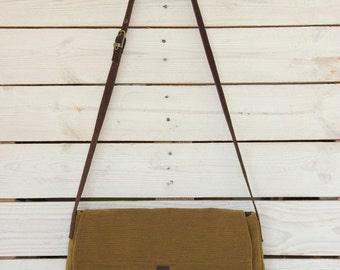 Saddle Bag Purse, Green Crossbody bag, Sling bag Crossbody, Crossbody bag for women
