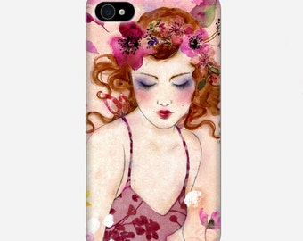 Smartphone case - iPhone or Samsung Galaxy case - Innocence