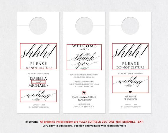 Bitte nicht stören Sie bedruckbar Hochzeit