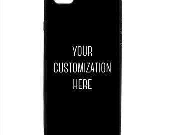 Custom Your Artwork Here Print Phone Case Samsung Galaxy S5 S6 S7 S8 S9 Note Edge iPhone 4 4S 5 5S 5C 6 6S 7 7S 8 8S X SE Plus