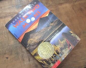 Walk Two Moons by Sharon Creech Newbery Medal Winner 1995