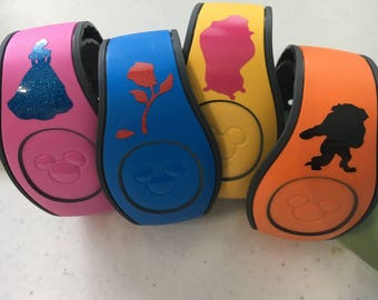 Beauty and the Beast Magic Bands