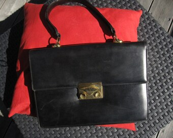 Vintage 50's satchel