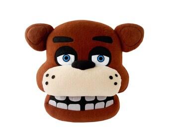 Five Nights at Freddy's Freddy Fazbear Plush Pillow Toy