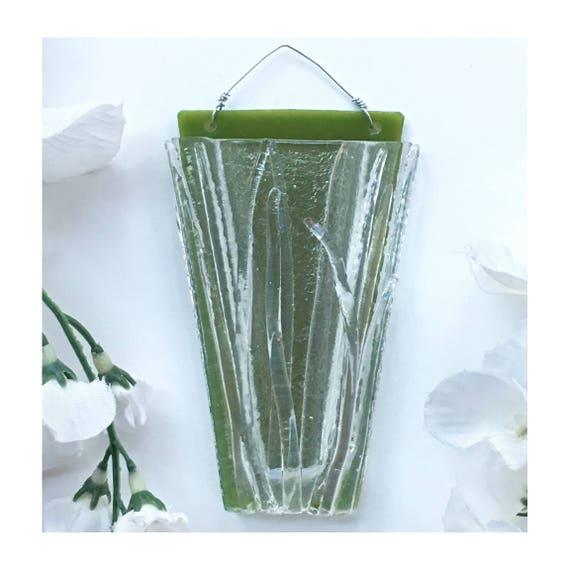 Mini Triangle Wall Vase