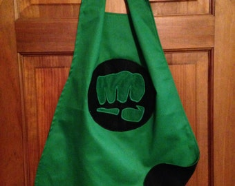 INCREDIBLE HULK Kids Superhero Cape/Costume