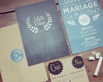 Share marriage - slate