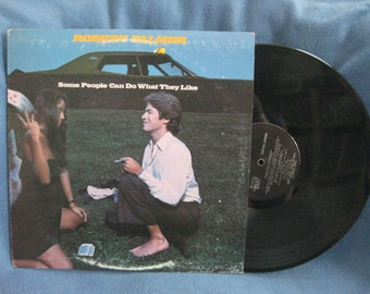 """Vintage, Robert Palmer - """"Some People Can Do What They Like"""" Vinyl LP, Record Album, Original 1976 Press, Spanish Moon"""