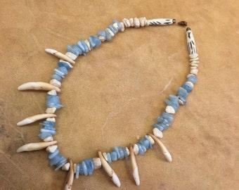 Coyote Twilight Necklace