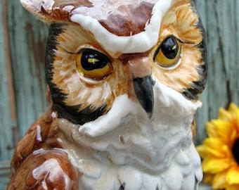 Vintage Owl Norleans Japan