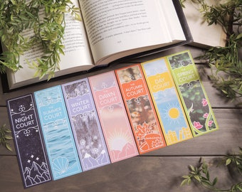 Courts of Prythian (Full Set of 7) | Bookmarks