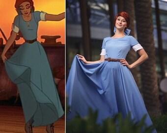 adult Anastasia blue