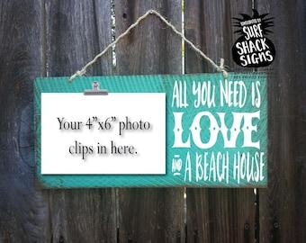 beach house gift, beach decor, beach signs, beach home decor, beach house art, beach house wall art, beach house picture