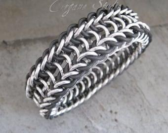 Stretch Chainmail Bracelet