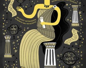 Women in Science: Hypatia