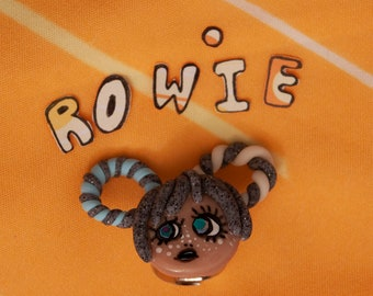 Rowie -Ring (Moody Mascots)