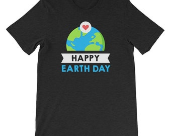 Kids Earth Day TShirt Boys Girls Happy Earth Day Love Earth Every Day Earth Day
