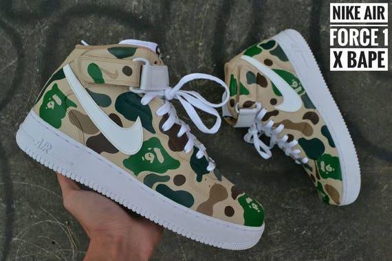 Cheap 4bf31 A76a8 Nike Air Force One Custom Shoes
