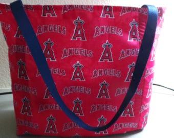 Anaheim Angles Baseball reusable Grocery / Shopping Bag / Tote
