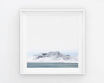 How Wild It Was III Iceland Photography Print