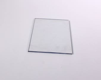 Transaprent Super Soft Lino Blocks 200mm x 150mm Double Sided Clear Printing Lino Blocks Choose Quantity