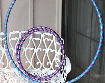 Custom Collapsible Beginner Hula Hoop - Pick Your Tapes and Your Size