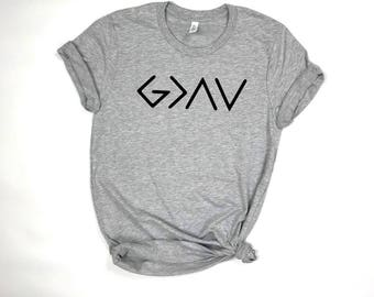 God is Greater Than the Highs and Lows + Faith || Southernstitchco.