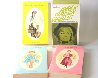 1960 ' s Anne of Green Gables Boxed Set de livres