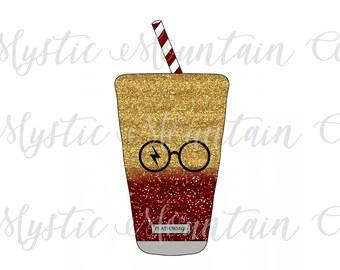 HP Glitter Cup DIGITAL