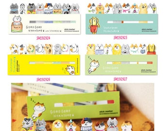8in1 Goro Post IT Notes Sticky Memo