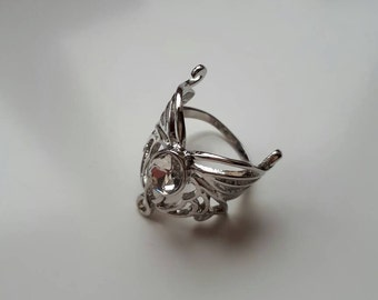 Arwen Everstar silver ring
