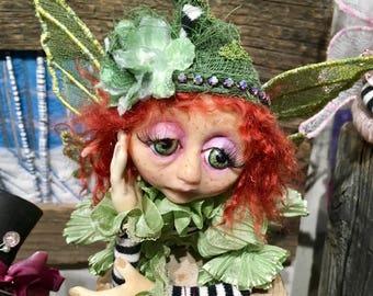 CHERISH a One of a Kind faerie