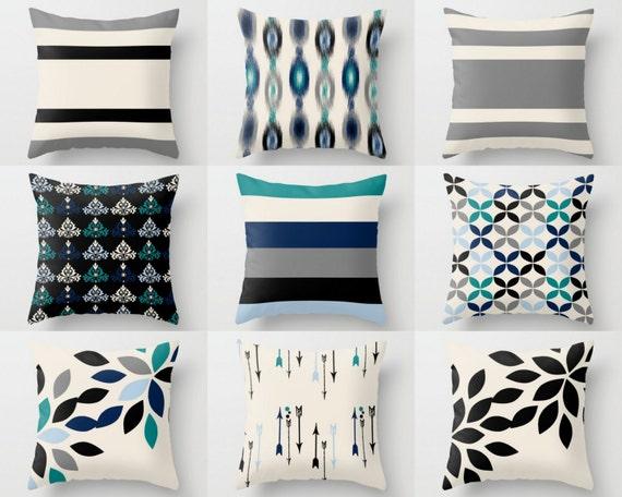 Perfect Sofa Pillow Covers Decorative Pillows Home Decor Ikat