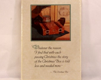 New! Vintage 1995 Christmas Greeting Cards. 12 Cards and 13 Envelopes. Sealed